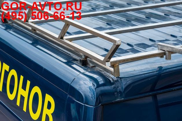 Изготовление багажника из нержавеющей стали