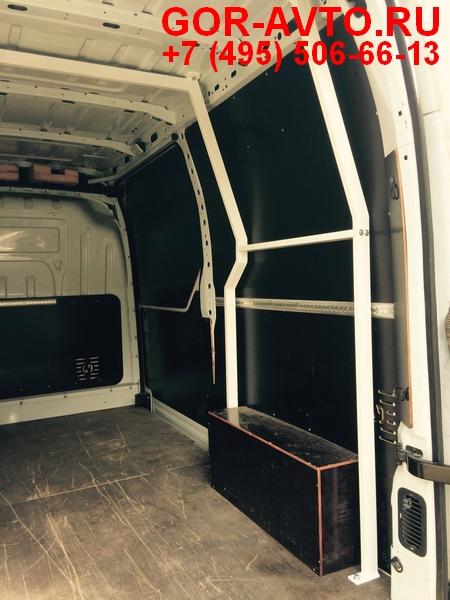 усиление каркаса для багажника в грузовом отсеке