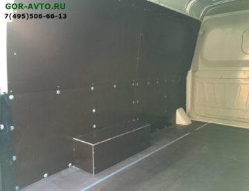 обшивка фургона Соболь
