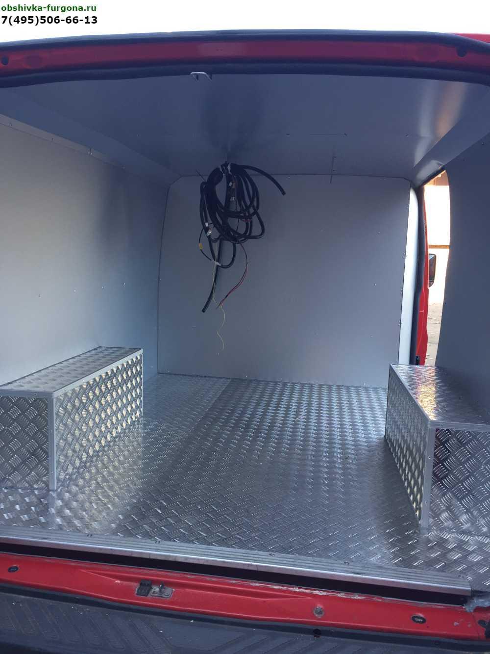 Форд Транзит L1-H1 изотермический
