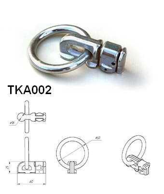 Такелажное кольцо ТКА 002