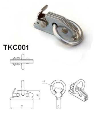 Крепежное кольцо ТКС-001