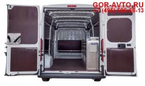 Вариант обшивки и изготовление ящика для фургона под шиномонтаж